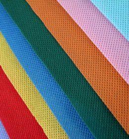 Bahan Spunbond pilihan warna